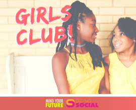 GIRLS CLUB! is inmiddels van start