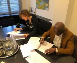 Going Social feliciteert Stichting Buurtsalon Zuidoost